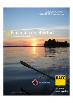 Ofertas de Racc Travel  en el folleto de Prat de Llobregat