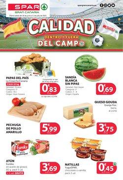 Catálogo SPAR Gran Canaria ( 9 días más)