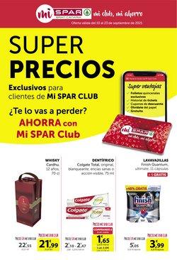Ofertas de SPAR Gran Canaria en el catálogo de SPAR Gran Canaria ( 2 días más)