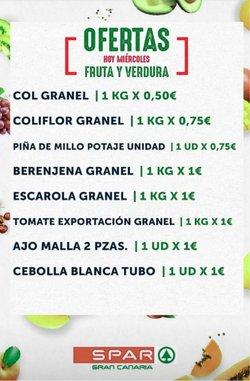 Ofertas de SPAR Gran Canaria en el catálogo de SPAR Gran Canaria ( Caducado)