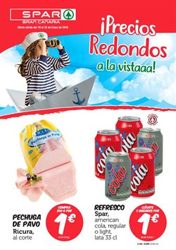 Ofertas de SPAR Gran Canaria  en el folleto de Ingenio