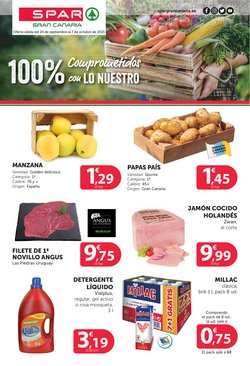Ofertas de SPAR Gran Canaria en el catálogo de SPAR Gran Canaria ( Publicado hoy)