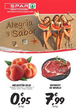Ofertas de SPAR Gran Canaria  en el folleto de Gáldar