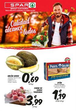 Ofertas de SPAR Gran Canaria  en el folleto de San Bartolomé de Tirajana