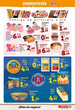 Ofertas de El Pozo  en el folleto de SPAR Gran Canaria en Las Palmas de Gran Canaria