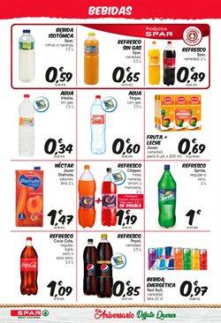 Ofertas de Coca-Cola  en el folleto de SPAR Gran Canaria en Las Palmas de Gran Canaria