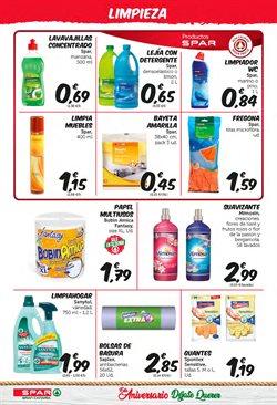 Ofertas de Mistol  en el folleto de SPAR Gran Canaria en Telde