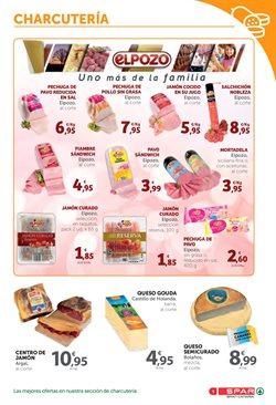 Ofertas de Queso gouda  en el folleto de SPAR Gran Canaria en Telde