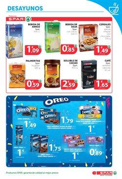Ofertas de Cacao soluble  en el folleto de SPAR Gran Canaria en Telde
