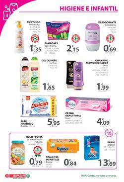 Ofertas de Desodorante  en el folleto de SPAR Gran Canaria en Santa Lucía de Tirajana