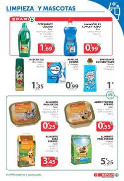 Ofertas de Detergente  en el folleto de SPAR Gran Canaria en Telde