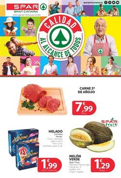 Ofertas de SPAR Gran Canaria  en el folleto de Vecindario