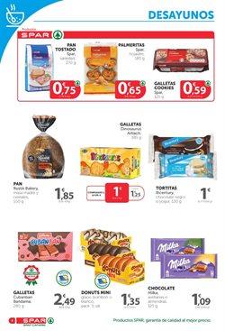Ofertas de Milka  en el folleto de SPAR Gran Canaria en Vecindario