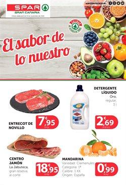 Ofertas de SPAR Gran Canaria  en el folleto de Agüimes