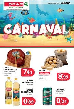 Catálogo SPAR Gran Canaria en Las Palmas de Gran Canaria ( 6 días más )
