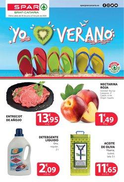 Catálogo SPAR Gran Canaria en Las Palmas de Gran Canaria ( 7 días más )