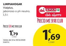 Ofertas de Limpiahogar en SPAR Gran Canaria