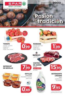 Catálogo SPAR Gran Canaria ( Publicado ayer)