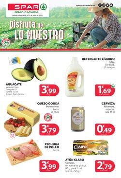 Catálogo SPAR Gran Canaria ( Caduca hoy)