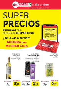 Catálogo SPAR Gran Canaria ( 6 días más)