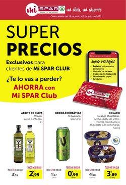 Catálogo SPAR Gran Canaria ( Publicado hoy)