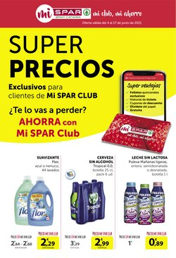 Catálogo SPAR Gran Canaria ( 3 días más)