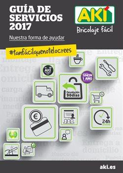 Ofertas de AKI  en el folleto de Figueres