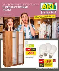 Ofertas de AKI  en el folleto de Mataró
