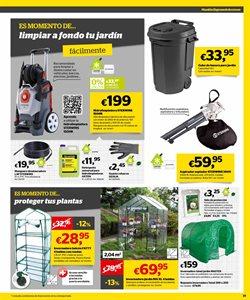 Ofertas de Hidrolimpiadora  en el folleto de AKI en Madrid