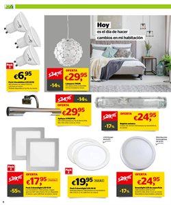 Ofertas de Lámpara de techo  en el folleto de AKI en Madrid