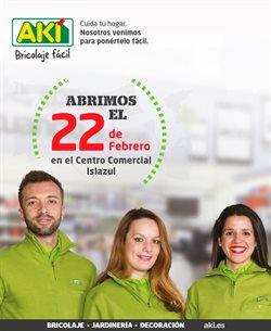 Ofertas de AKI  en el folleto de Burgos