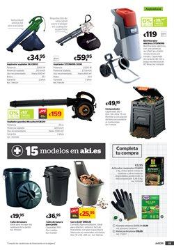 Ofertas de Cocinas  en el folleto de AKI en Madrid