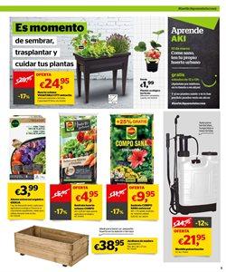 Ofertas de Jardín  en el folleto de AKI en Murcia