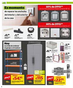 Ofertas de Estanterías  en el folleto de AKI en A Coruña