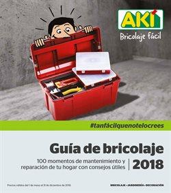 Ofertas de Jardín y bricolaje  en el folleto de AKI en Madrid