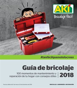 Ofertas de AKI  en el folleto de Madrid