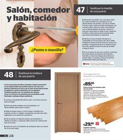 Ofertas de Puertas  en el folleto de AKI en Ávila