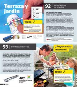 Ofertas de Piscinas  en el folleto de AKI en Madrid