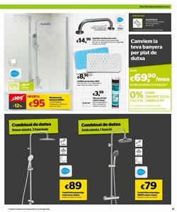 Ofertas de Conjunto de ducha en el folleto de AKI en Sabadell 612bbdd144b4