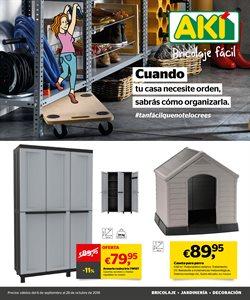 Ofertas de Jardín y bricolaje  en el folleto de AKI en A Coruña