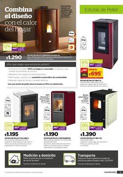 Ofertas de Estufa de pellet  en el folleto de AKI en Madrid