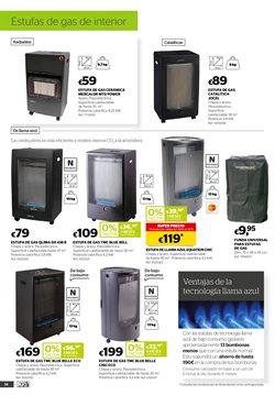 Ofertas de Estufa de gas  en el folleto de AKI en Madrid