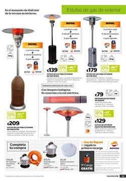 Ofertas de Estufa exterior  en el folleto de AKI en Madrid