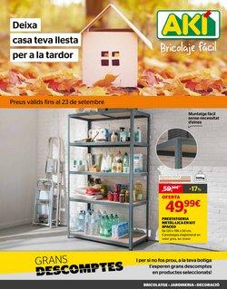 Ofertas de AKI  en el folleto de Esplugues de Llobregat
