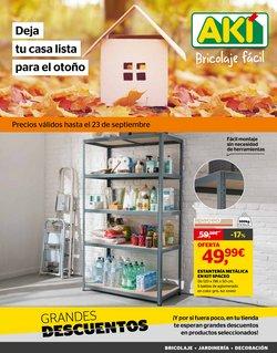 Ofertas de AKI  en el folleto de Rivas-Vaciamadrid