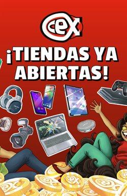 Catálogo CeX en Zaragoza ( Caduca hoy )