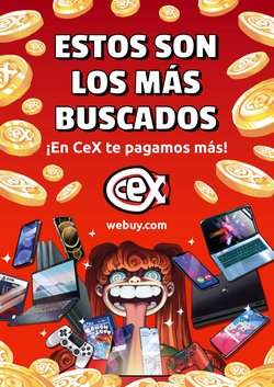 Ofertas de Hiper-Supermercados en el catálogo de CeX ( 23 días más)