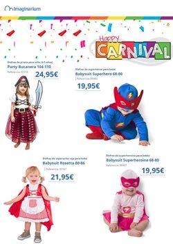 Ofertas de Disfraces  en el folleto de Imaginarium en Madrid