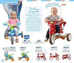 Ofertas de Bicicletas  en el folleto de Imaginarium en Cartagena