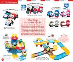 Ofertas de Pistas de coches  en el folleto de Imaginarium en Oviedo